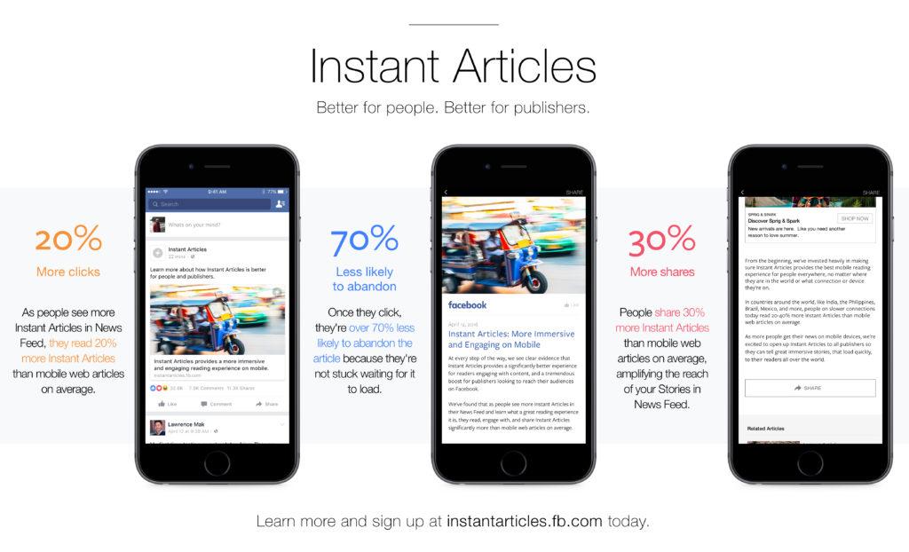 Facebook verspricht u.a. eine 70-prozentige Minderung der Abbruchrate (Quelle: Facebook)